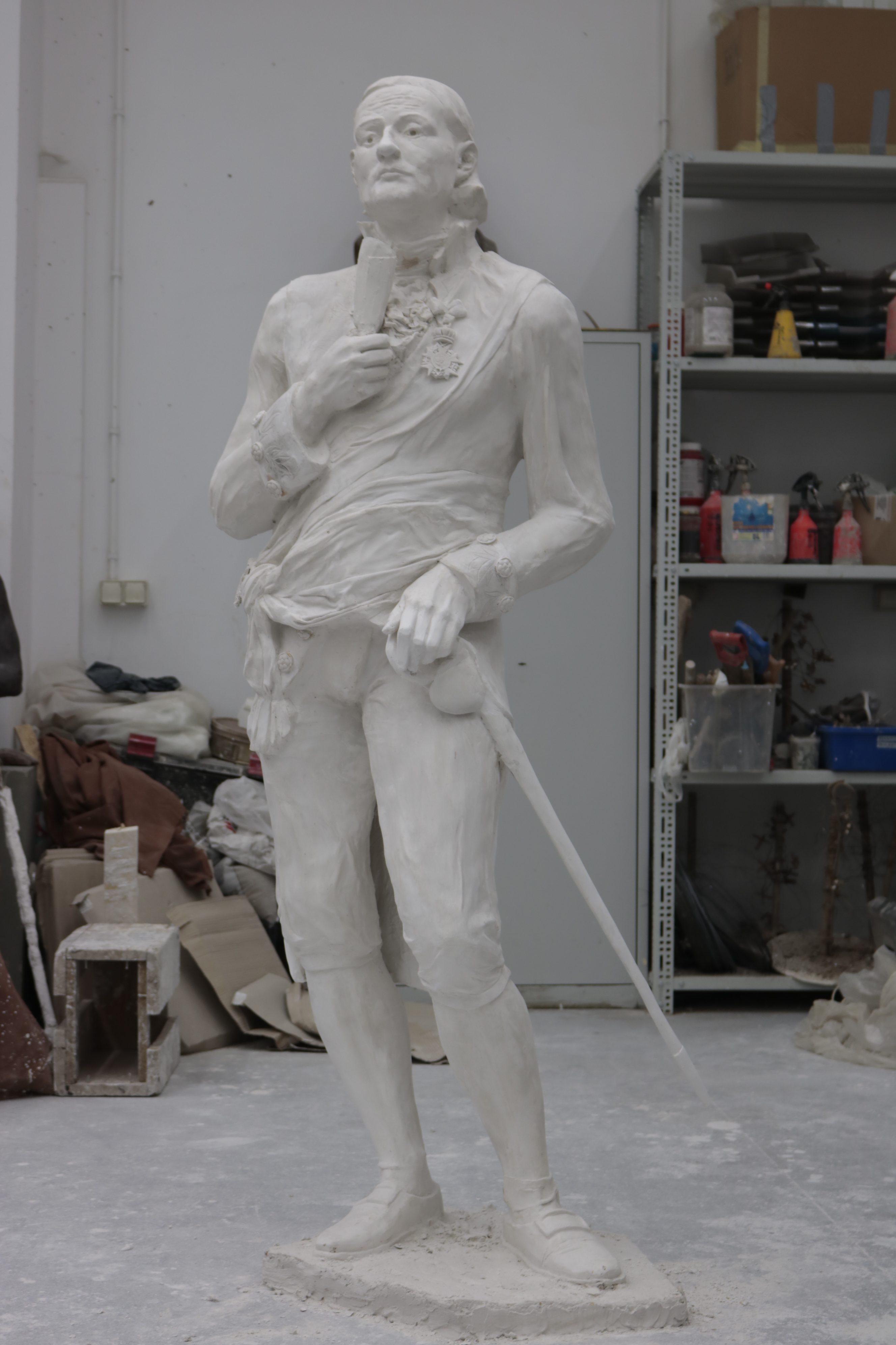 pomniki na zamówienie model figury