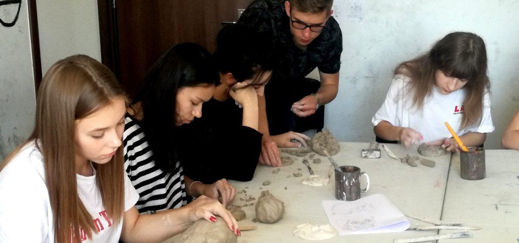 nauka rzeźbienia w warszawie