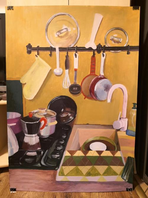 lekcje malarstwa i rysunku online